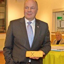 MAZ-Artikel: Ankündigung der Bürgermeisterkandidatur
