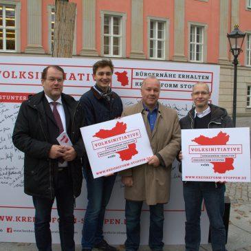 Volksinitiative für ein Bürgernahes Brandenburg