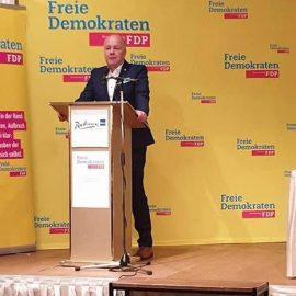 Landesparteitag in Cottbus
