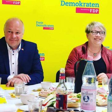 Wähl-Bar eröffnet – Wahlprogramm vorgestellt