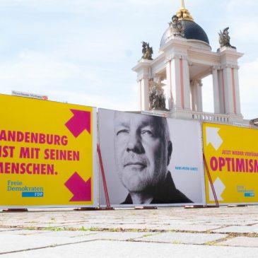 Kampagnenstart: Brandenburg wächst mit seinen Menschen.