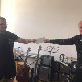 FDP Teltow sponsort Online-Musikunterricht